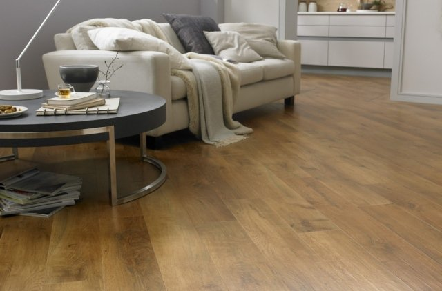 Le carrelage imitation parquet carrelage am nagement rousseau - Salon carrelage imitation parquet ...